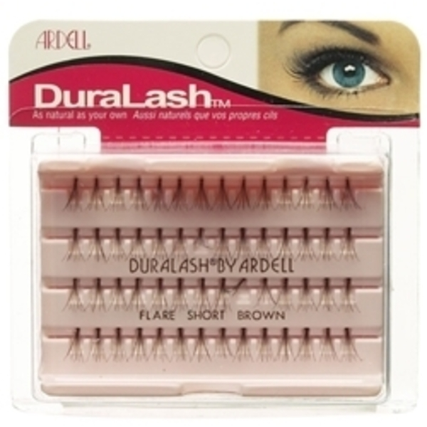 ARDELL Short Brown DuraLash 1 Set