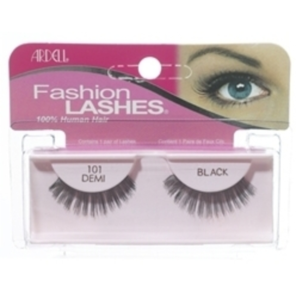 ARDELL Black Demi 101 Fashion Lashes 1 Pair