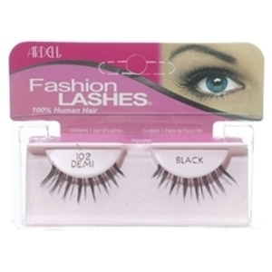 ARDELL Black Demi 102 Fashion Lashes 1 Pair