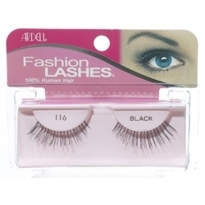 ARDELL Black 116 Fashion Lashes 1 Pair