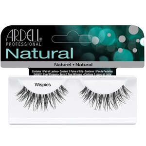 Invisabands Natural Wispies 1 Set Black (312236)