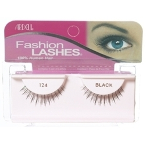 ARDELL Black 124 Fashion Lashes 1 Pair