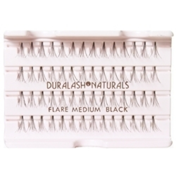 ARDELL Black Naturals Flare Medium DuraLash 1 Se