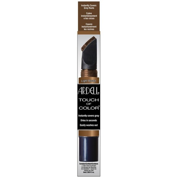 Ardell Touch of Color - Light Brown 0.2 oz. (312291)