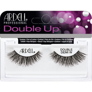 Ardell Double Up Black Demi Wispies 1 Pair (313037)