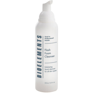 Bioelements Flash Foam Cleanser - Ideal for Combination Skin 6.5 oz. (370109)