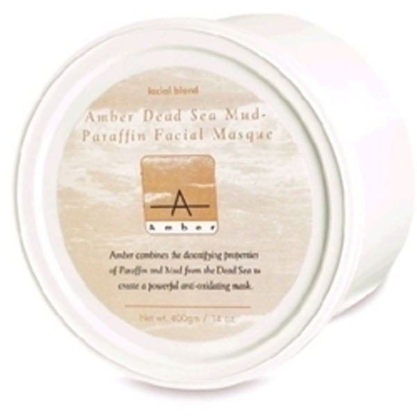 AMBER PROFESSIONAL Dead Sea Mud-Paraffin Facial Ma
