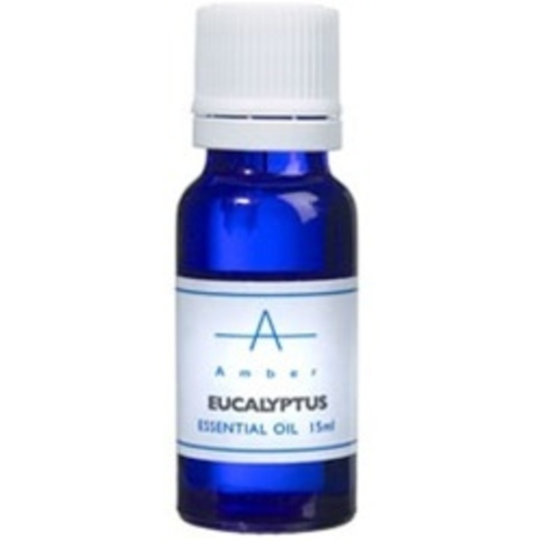 AMBER PRODUCTS Eucalyptus 15ml