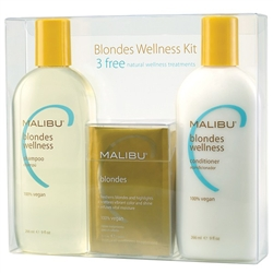 Malibu C Blonde Wellness Kit (401503)