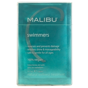 Malibu C Swimmers Natural Wellness Treatment 12 Pack (401530)