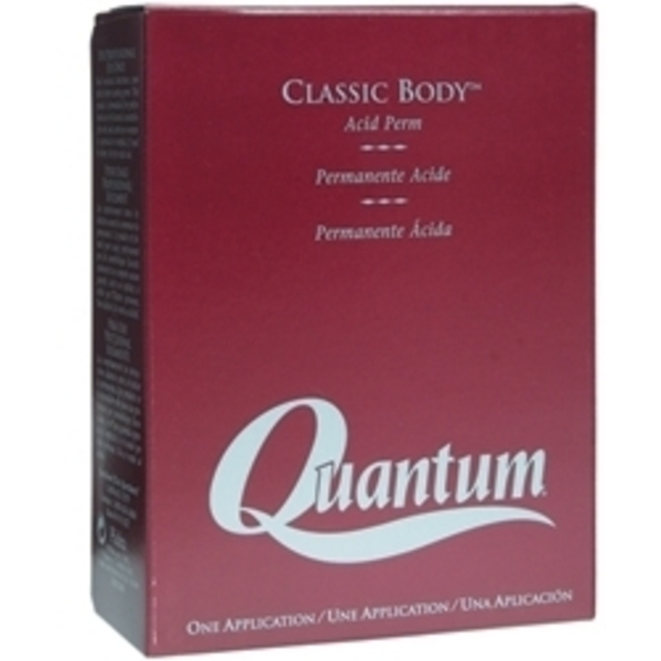 QUANTUM Classic Body Acid Perm 1 Application