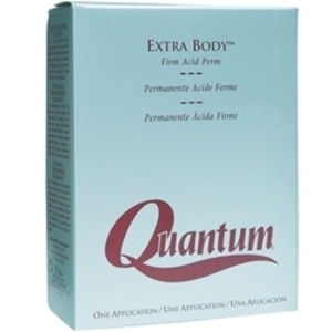 QUANTUM Extra Body Firm Acid Perm 1 Application