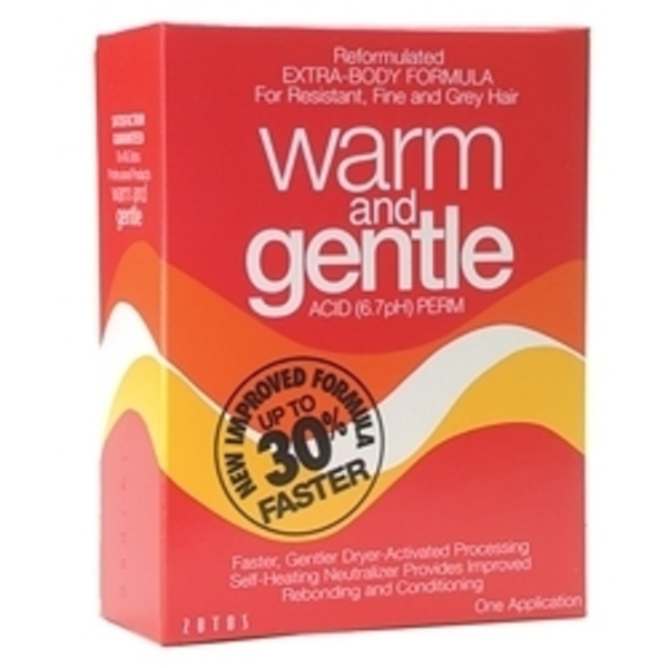 ZOTOS Warm & Gentle Acid Extra Body Perm 1 A