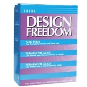 ZOTOS Design Freedom Acid Regular Perm 1 Applica