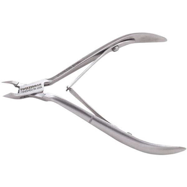 Stainless Steel Rockhard Cuticle Nipper (430839)