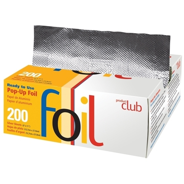 PRODUCT CLUB Ready to Use Pop-Up Professional Foil