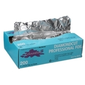 "DIAMOND CUT Professional Foil 8"" x 10 34"" 200 s"