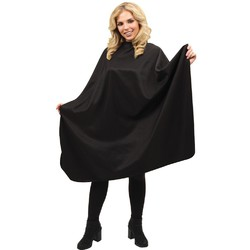 "All-Purpose Styling Cape - Black 57""L x 50""W (440531)"