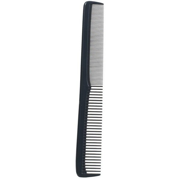 "7"" Wave Comb - Black 12 Pack (441080)"
