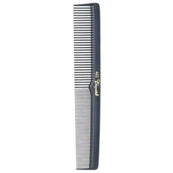 "KREST COMBS 7"" Flat Back Finger Waver 420 Cleopatr"