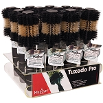 "The Marilyn Brush Tuxedo Round Brush Display 2.5"" 12 Piece (441435)"