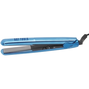 "HOT TOOLS Blue Ice Titanium Flat Iron 1"" (444563)"