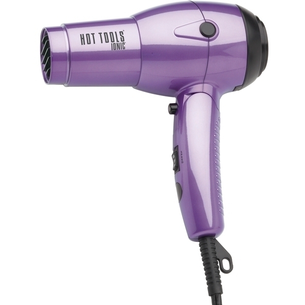 HOT TOOLS Ionic Travel Hair Dryer 34 oz. 1875 watts (444565)