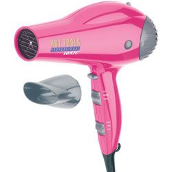 HOT TOOLS Pink Ionic Anti-Static Lightweight Dryer