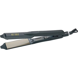 "1 12"" Digital Flat Iron Gold Titanium Slim Plates (444736)"