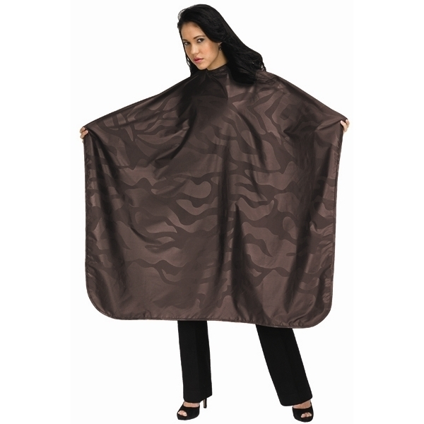 "Betty Dain Bleach-Proof Cape Brown 60""L x 56""W (447039)"
