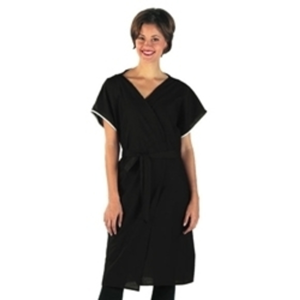 BETTY DAIN Client Wrap Gown Fits up to size 16.