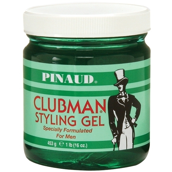 CLUBMAN Styling Gel 16 oz. Case of 12 (450032)