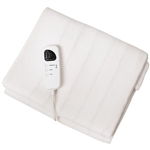 "Fleece Massage Table Warmer - 5 Heat Settings 31""W x 72""L (490240)"