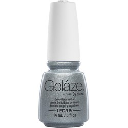 China Glaze Gelaze - Fairy Dust Gelaze 2-in-1 Gel Polish System - Gel-n-Base In One! (517620)