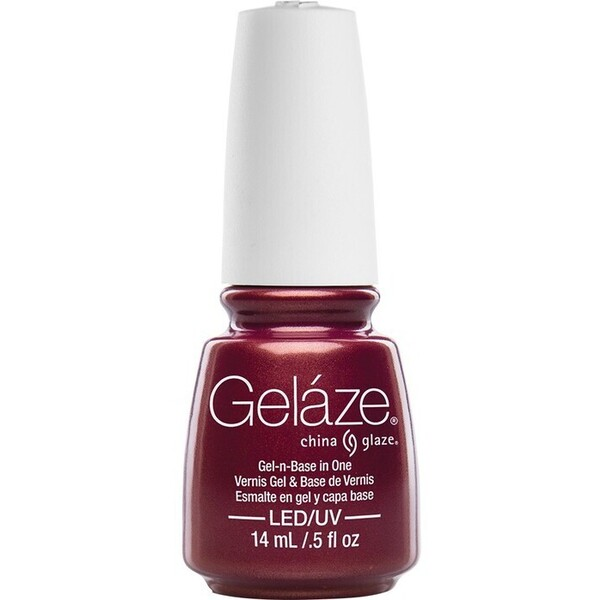 China Glaze Gelaze - Awakening Gelaze 2-in-1 Gel Polish System - Gel-n-Base In One! (517627)
