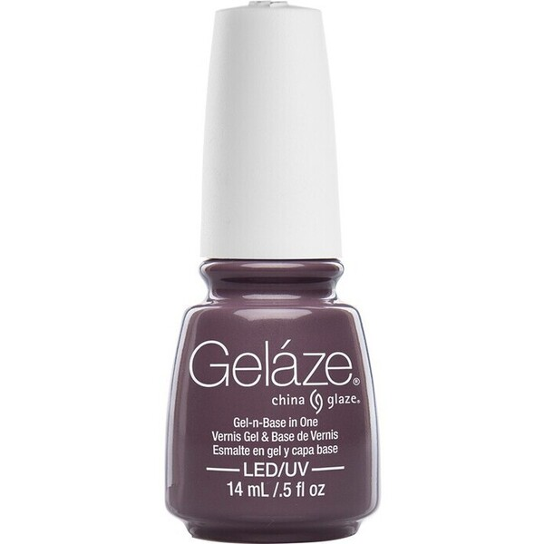 China Glaze Gelaze - Below Deck Gelaze 2-in-1 Gel Polish System - Gel-n-Base In One! (517636)