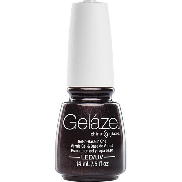 China Glaze Gelaze - Lubu Heels Gelaze 2-in-1 Gel Polish System - Gel-n-Base In One! (517642)