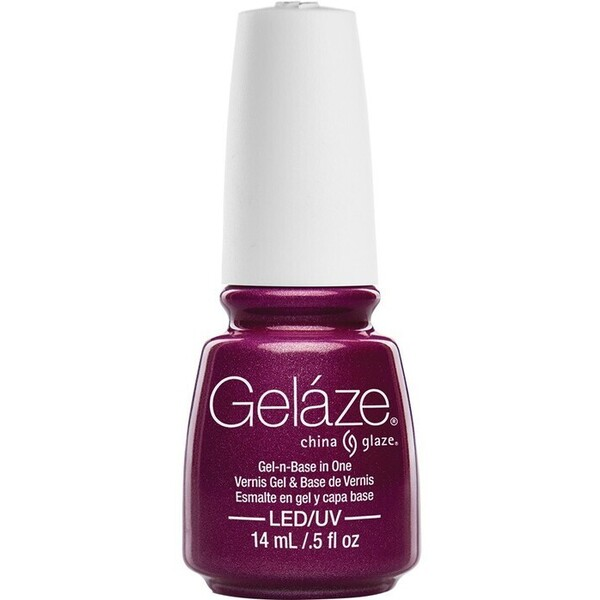 China Glaze Gelaze - Flying Dragon Gelaze 2-in-1 Gel Polish System - Gel-n-Base In One! (517659)