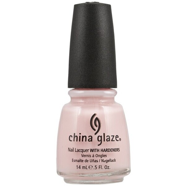 China Glaze Nail Lacquer - Innocence (517727)