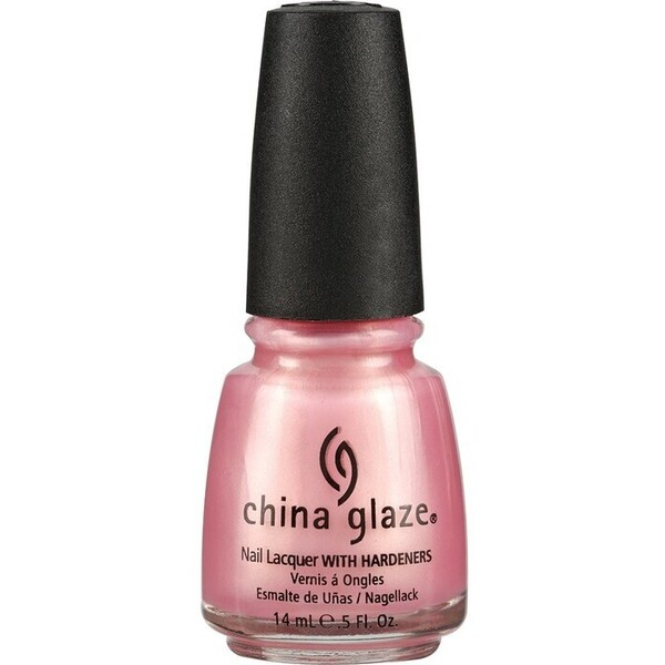 China Glaze Nail Lacquer - Exceptionally Gifted (517729)