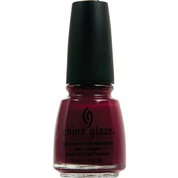 China Glaze Nail Lacquer - Seduce Me (517733)