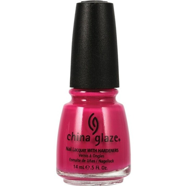 China Glaze Nail Lacquer - Make An Entrance (517737)