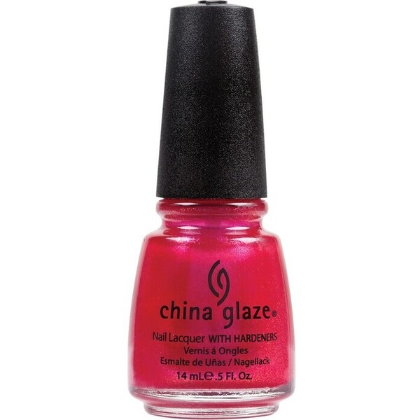 China Glaze Nail Lacquer - 108 Degrees (517752)
