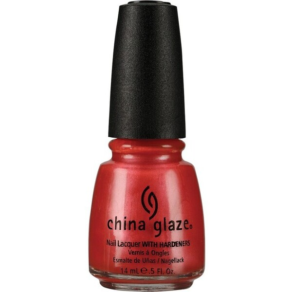 China Glaze Nail Lacquer - Coral Star (517754)