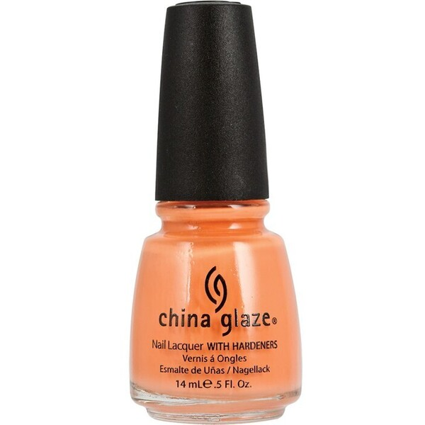 China Glaze Nail Lacquer - Peachy Keen (517755)