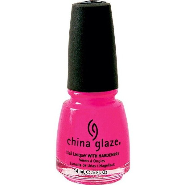 China Glaze Nail Lacquer - Rose Among Thorns (517759)