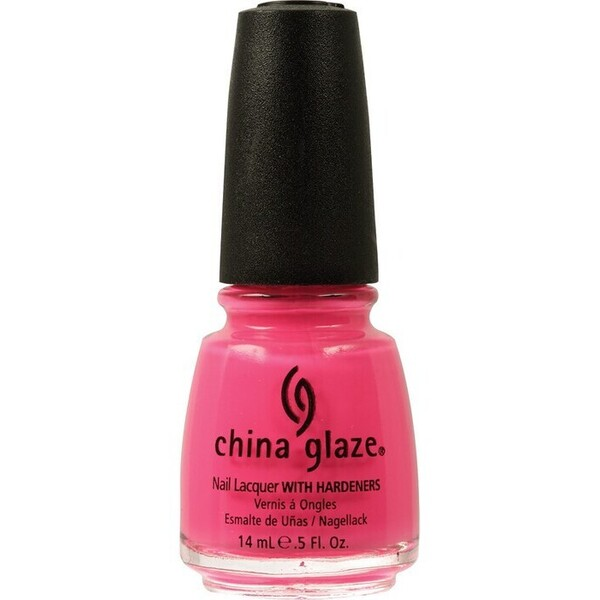 China Glaze Nail Lacquer - Pink Voltage (517761)