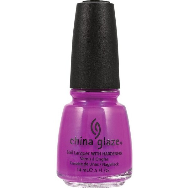 China Glaze Nail Lacquer - Purple Panic (517763)