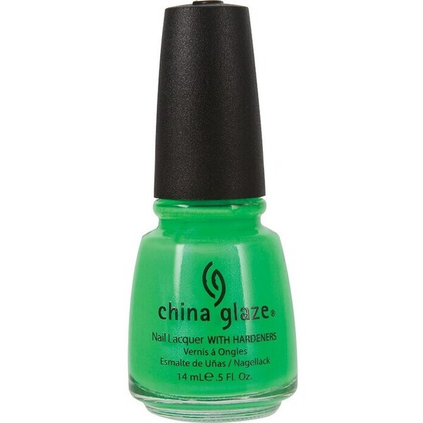 China Glaze Nail Lacquer - In the Lime Light (517766)
