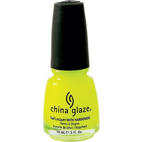 China Glaze Nail Lacquer - Celtic Sun (517767)